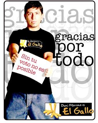 Dj Dani Moreno (El GALLO)